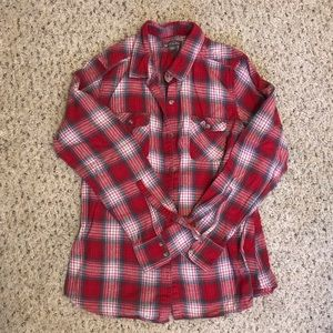 Eddie Bauer Women's Flannel Shirt